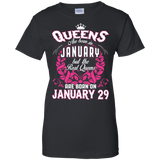 #1 The real queens are born on January 29