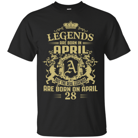 Kaa - be - Legends Kings are born on april 28