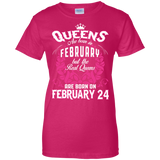 #1 The real queens are born on February 24