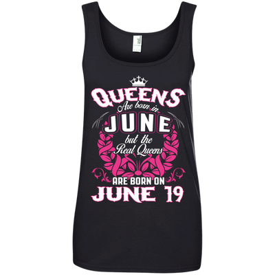 #1 The real queens are born on june 19
