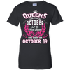 #1 The real queens are born on october 19