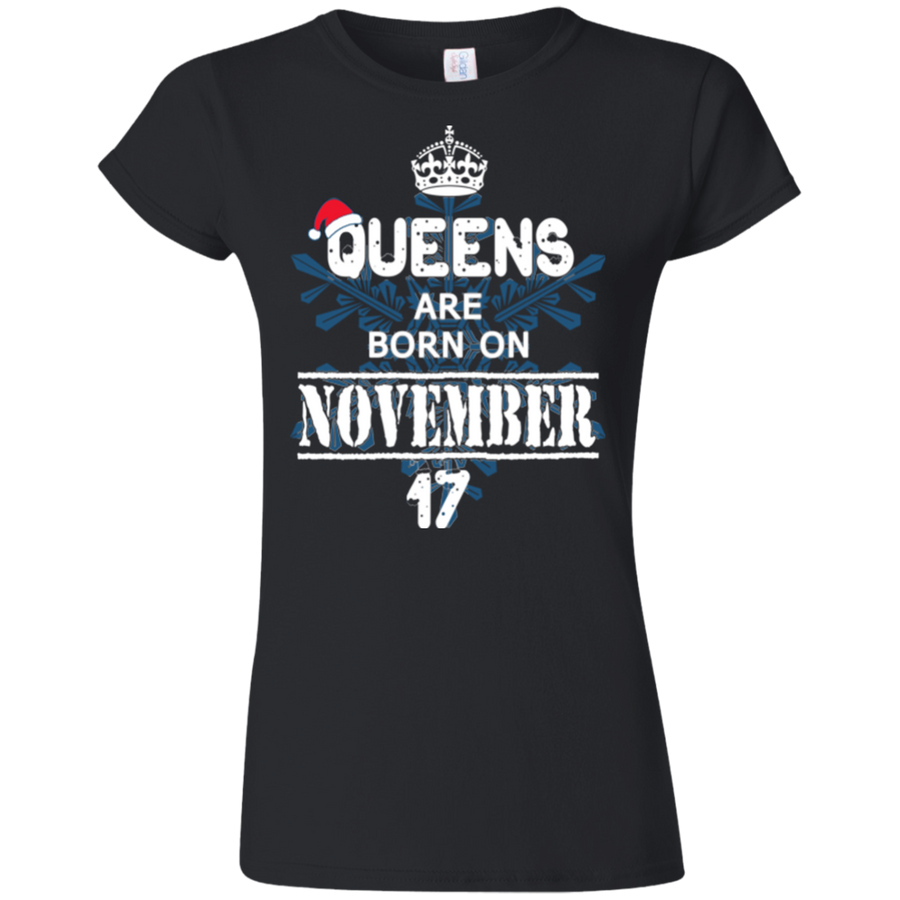 Kaa - ax - Queens are born on november 17