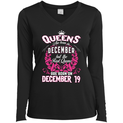 #1 The real queens are born on december 19