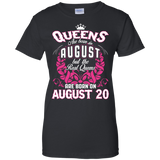 #1 The real queens are born on august 20