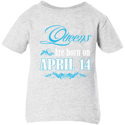 0005 Queens are born on april 14