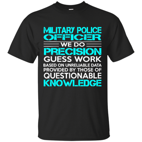 Awesome Shirt For Military Police Officer 7890