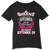 #1 The real queens are born on september 09