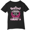#1 The real queens are born on February 19