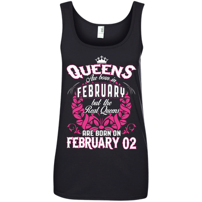#1 The real queens are born on February 2