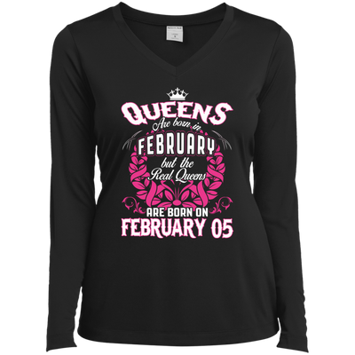 #1 The real queens are born on February 5