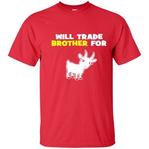 Trade brother for Goat 1532