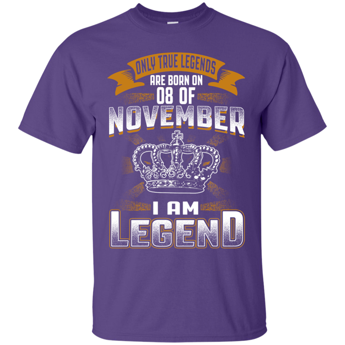 Legends Kings are Born on November 03