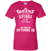 #1 The real queens are born on september 08