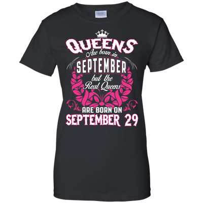#1 The real queens are born on september 29