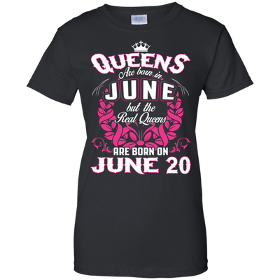 #1 The real queens are born on june 20