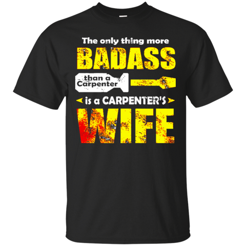 CARPENTER WIFE SHIRT 3974