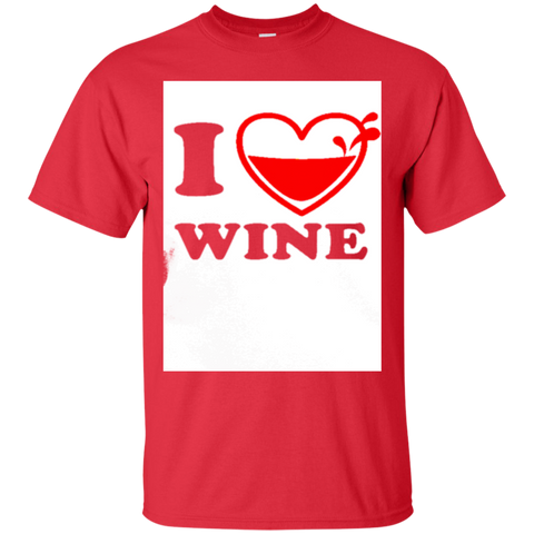 I love wine 2c alcohol beer vodka whiskey Funny Pa  Mens TShirt 8098