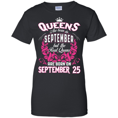 #1 The real queens are born on september 25