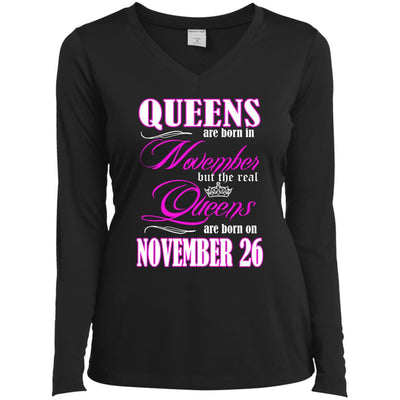 #2 The real queens are born on November 26