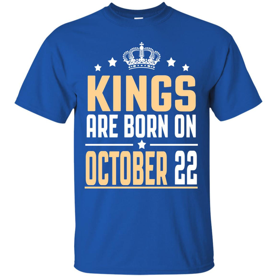 @2 Kings are born on october 22