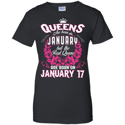 #1 The real queens are born on January 17