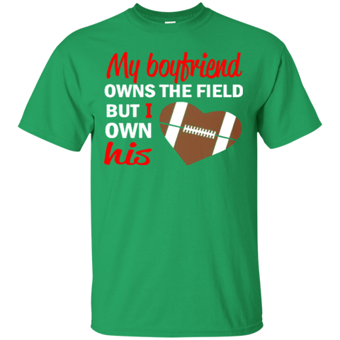 Football Girlfriend Shirt 6423