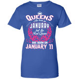 #1 The real queens are born on January 11