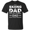 skiing dad 5758 - ski