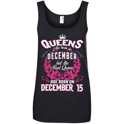 #1 The real queens are born on december 15