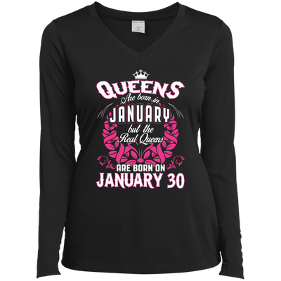0005 Queens are born on january 30