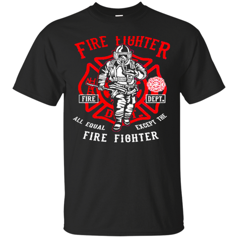 Fire Fighter TShirts 3649 - firefighter