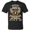 @1 The real kings are born on july 30
