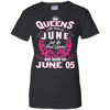 #1 The real queens are born on june 05