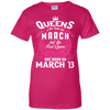 #1 The real queens are born on March 13