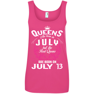 #1 The real queens are born on july 13