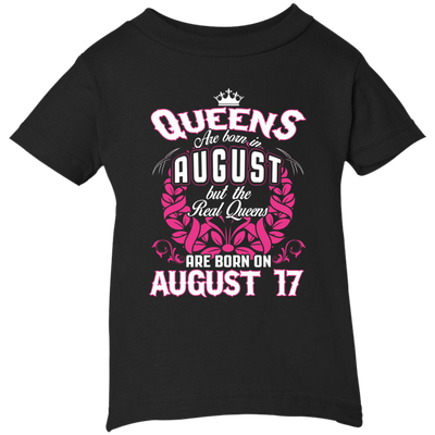 #1 The real queens are born on august 17