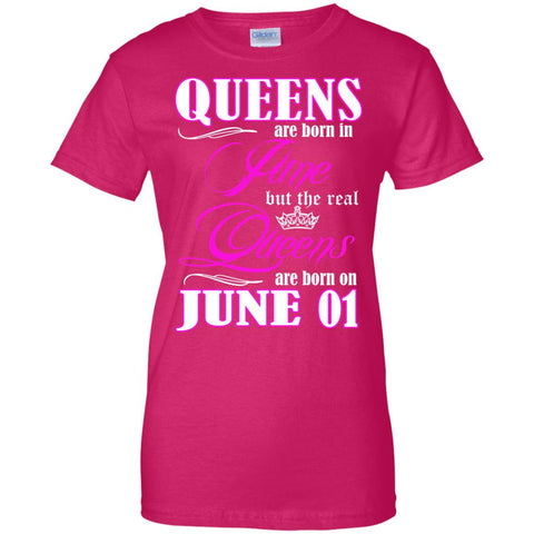 #2 The real queens are born on June 01