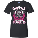 #1 The real queens are born on june 13