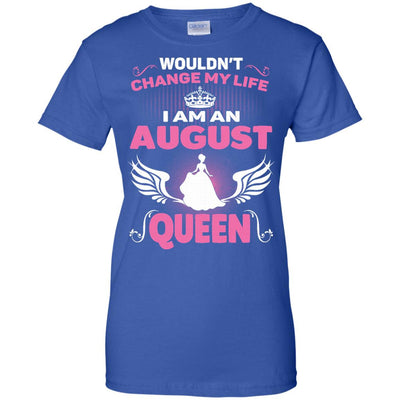 Qaa - change my life august queens