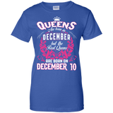 #1 The real queens are born on december 10