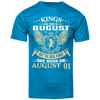 @1 The real kings are born on august 01