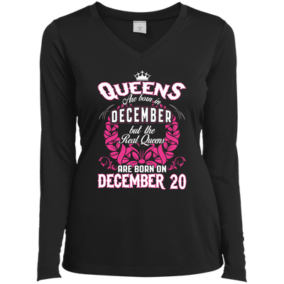 #1 The real queens are born on december 20