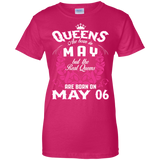 #1 The real queens are born on may 06