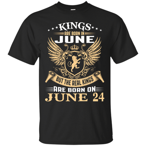 @1 The real kings are born on june 24