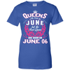 #1 The real queens are born on june 06