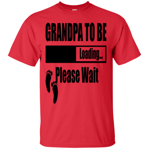 Grandpa To Be Loading Please Wait