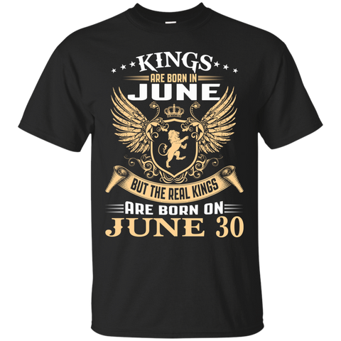 @1 The real kings are born on june 30
