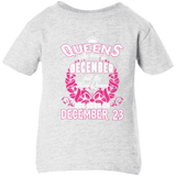 #1 The real queens are born on december 23