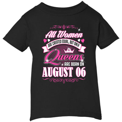 0004 only queens are born on august 06