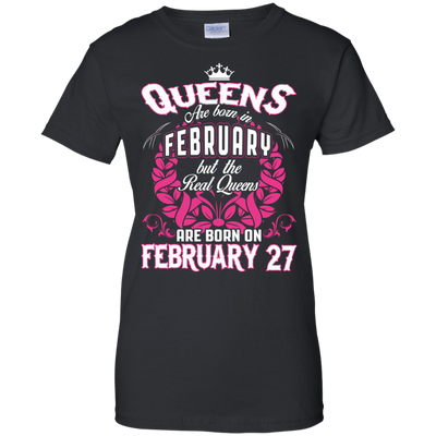 #1 The real queens are born on February 27